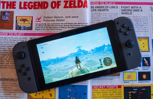 Nintendo introduces a Switch model refresh with better battery life